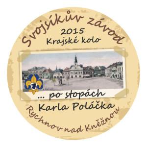 Junák - Diplom SZ KRAJ - placka
